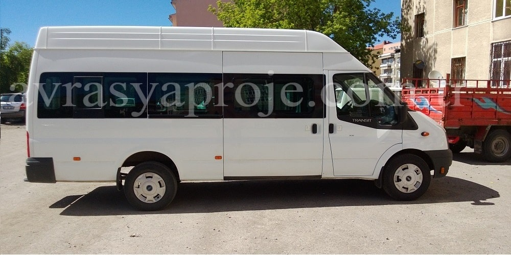 Ford Transit Erzurum