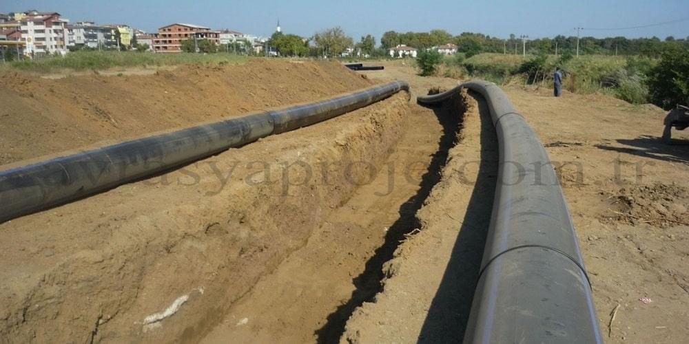 İçme Suyu Projeleri