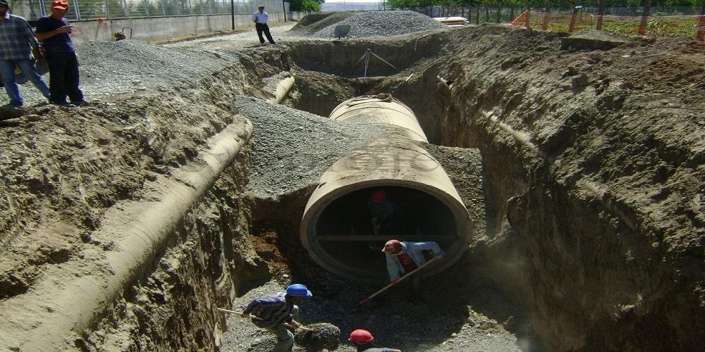 Kanalizasyon Projesi