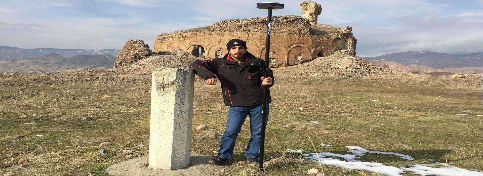 Harita Teknikeri Erzurum Haritacı