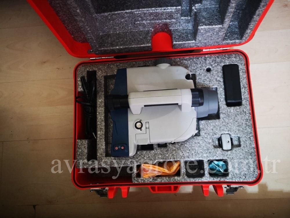 kiralık ölçüm cihazı digital nivo çanta sokkia sdl1x
