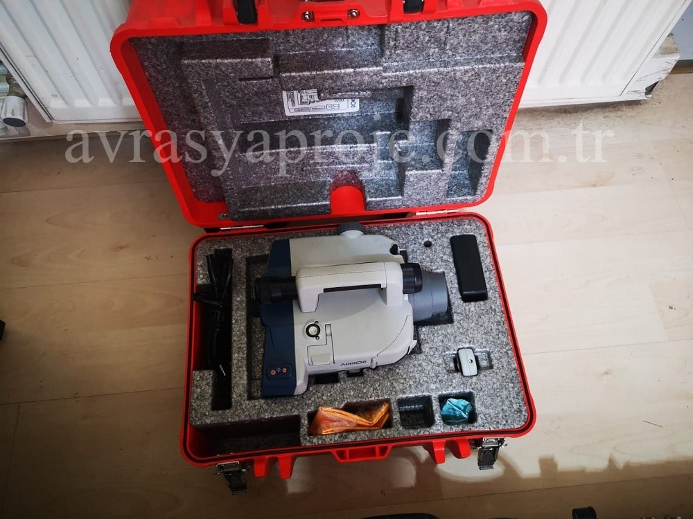 kiralık ölçüm cihazı digital nivo çantası