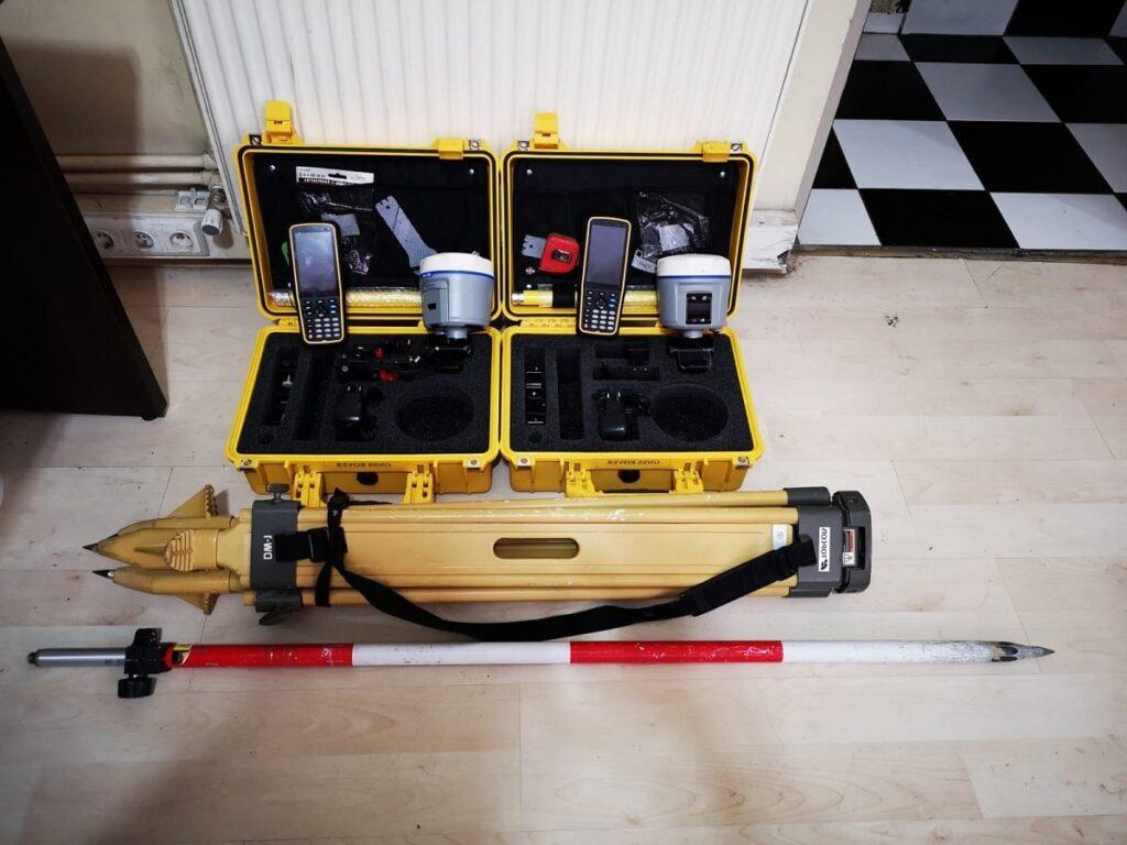 Kiralık Ölçüm Cihazı Erzurum Gps Chc İ80 Set