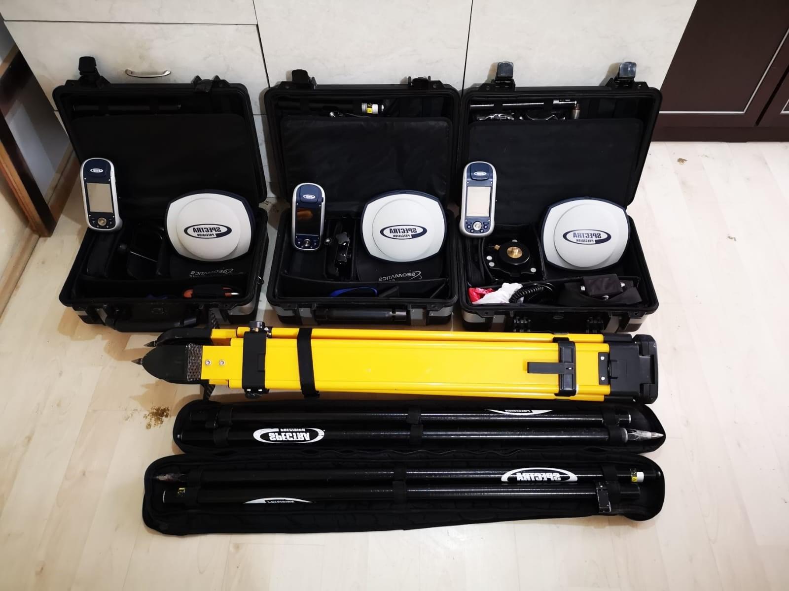 Kiralık Ölçüm Cihazı Gps Sp80 3 Lü Set